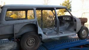 Volga GAZ 22